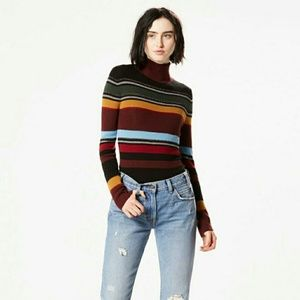 NWT Levi's Gauge Turtleneck Sweater